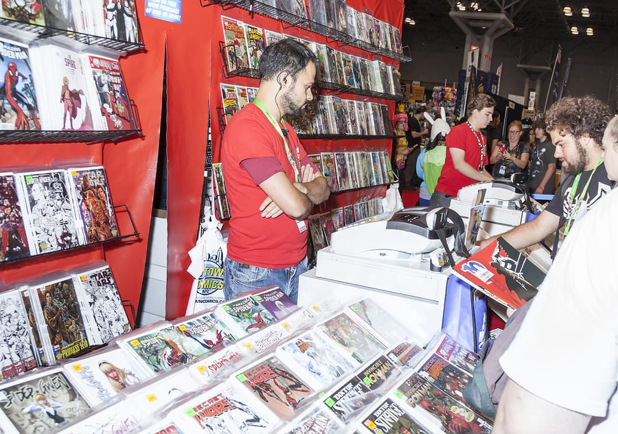 Politics and Comics: How Publishers Are Cashing In on