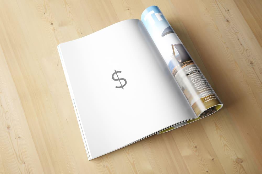 magazine expense