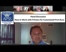 APSS Printer Panel Provides Tips to Publishers and Authors