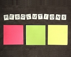 Four Steps to Upholding Your Resolution to Sell More Books