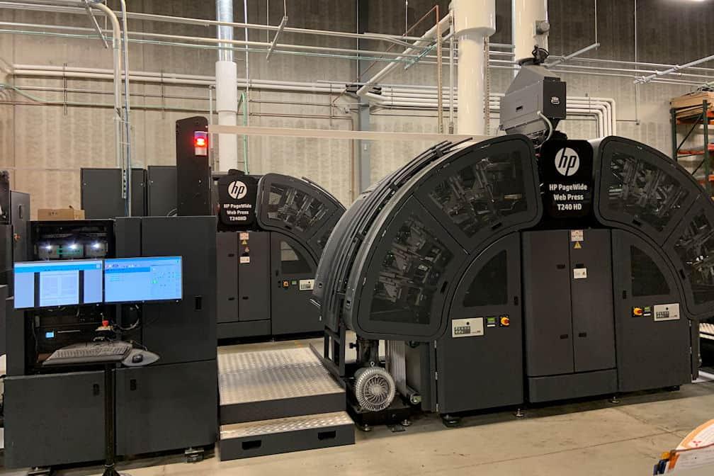 HP T240 Inkjet