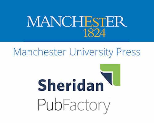 Manchester University Press to Migrate All Books and Journals to Sheridan's PubFactory Platform in Spring 2018