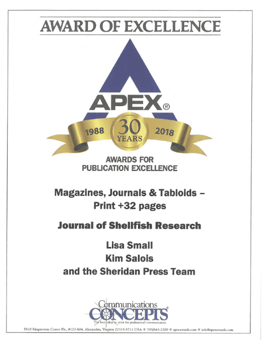 APEX® 30 Year Award of Excellence